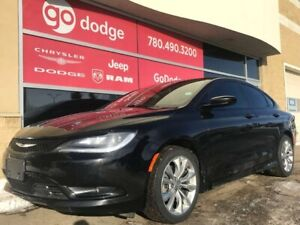 2015 Chrysler 200 S- 9 SPEED TRANSMISSION