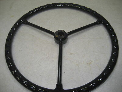 John Deere Tractor Model M-mt-40 Steering Wheel