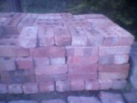 Reclaimed facing bricks for sale can deliver