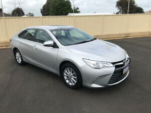 2017 TOYOTA Camry ALTISE Harvey Harvey Area Preview