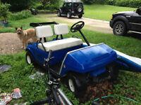 """36 volt Golf cart in good working condition"""