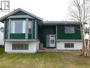 House for rent Tumbler Ridge BC