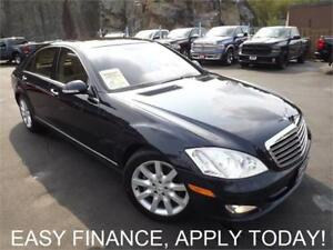 2007 Mercedes-Benz S-Class 550 V8 FULLY LOADED!!