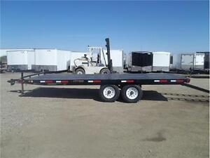 BEST CASH PRICE 8.5x20 14K DECK OVER WITH RAMPS ONLY $5841.00