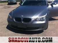 2008 BMW 5 Series 535i Fully LOADED with Navigation!!! TURBO!!