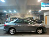 2010 Toyota Corolla S Auto Leather Sunroof 100% Credit Approved