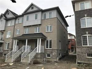 Brand New Corner Executive Townhouse in Ajax
