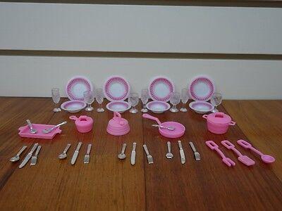 Купить Gloria 9502-3 - Gloria ,Barbie Doll House Furniture/(9502-3) Play Utensil