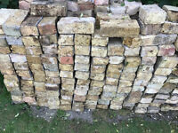 reclaimed stock bricks