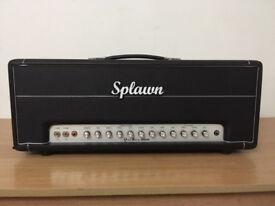 Splawn Quick Rod 100w botique amp head - Splawn Quick Rod, EL34s, Hand Built, USA Boutique Amp