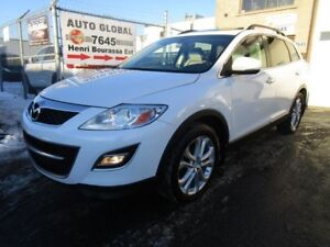 Mazda CX-9 7 PASSAGERS,AWD,GT,CUIR,TOIT OUVRANT,BLUETOOTH 2011