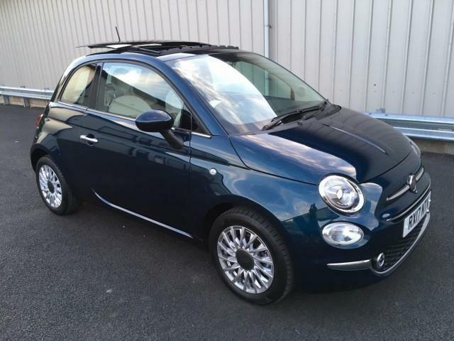 2017 17 fiat 500 1 2 lounge dualogic semi auto 69 bhp in westbury wiltshire gumtree. Black Bedroom Furniture Sets. Home Design Ideas