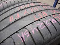 275/35/20 Pirelli P Zero TM, BMW, Runflat x2 A Pair, 4.8mm (168 High Road, Romford, RM6 6LU) Used
