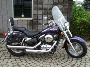 2002 Kawasaki Vulcan 800 Classic NICELY ACCESSORIZED!