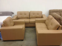 WE PAY the GST!!! - SOFA, LOVE & CHAIR – Your Choice $988