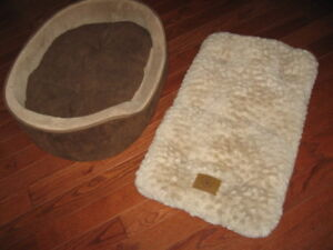 Dog Bed $50 for 2. Dog taxi $30