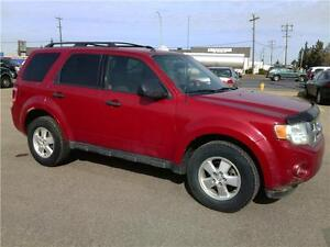 2011 Ford Escape XLT ALL CREDIT APPROVED! COME BY TODAY! Edmonton Edmonton Area image 1