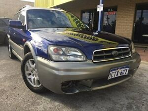 2002 SUBARU OUTBACK AWD Wagon ''backpackers special'' Maddington Gosnells Area Preview