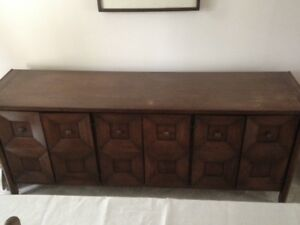 Solid Wood Sideboard/Buffet by Century