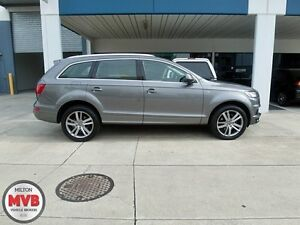 2010 Audi Q7 MY10 Upgrade 3.0 TDI Quattro Grey 6 Speed Tiptronic Wagon Ascot Brisbane North East Preview