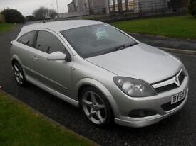 Vauxhall/Opel Astra 1.8i 16v ( 140ps ) ( Exterior pk ) Sport Hatch 2007.5M SRi