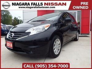 2014 Nissan Versa Note SV | BACKUP CAM | BT