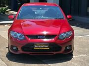 2012 Ford Falcon FG MK2 XR6 Maroon 6 Speed Auto Seq Sportshift Sedan Eagle Farm Brisbane North East Preview
