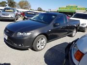 2010 Ford Falcon FG Charcoal 5 Speed Auto Seq Sportshift Utility Officer Cardinia Area Preview