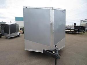 """8.5 X 20 STEALTH VIPER CARGO - WITH ESCAPE DOOR & 34"""" FRNT WEDGE"""