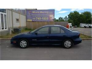 2002 Pontiac Sunfire SL
