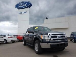 2013 Ford F-150 $182 BI-WEEKLY O.A.C.,XLT, TAILGATE STEP, SPRAY