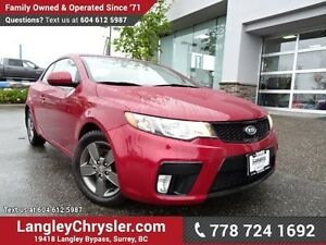 2012 Kia Forte Koup 2.0L EX W/ POWER WINDOWS/LOCKS, BLUETOOTH...