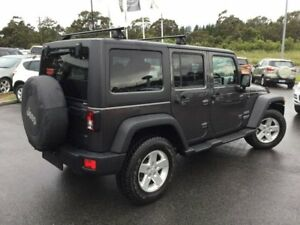 2014 Jeep Wrangler Black Manual Softtop