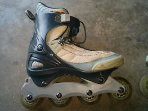 Rollerblades Firefly .used.exellent condition.men's size euro#43