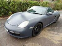 2006 Porsche Boxster 2.7 2dr CONVERTIBLE Petrol Manual