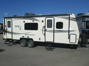 2015 Rockwood Minilite 2503S travel trailer in Calgary