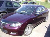 2007 Mazda Mazda3 Sedan Automatique