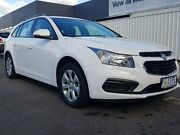 2016 Holden Cruze JH MY16 CD White 6 Speed Automatic Sportswagon South Burnie Burnie Area Preview