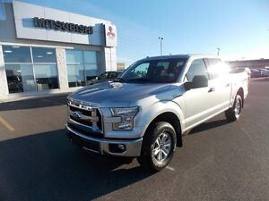 2016 Ford F-150 XLT 4x4 SuperCrew Cab Styleside 5.5 ft. box 145