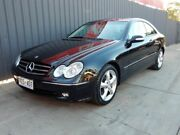 2004 Mercedes-Benz CLK500 C209 MY05 Avantgarde Black 7 Speed Sports Automatic Coupe Blair Athol Port Adelaide Area Preview
