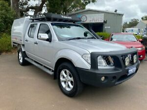 2010 Nissan Navara D40 ST 5 Speed Automatic Utility Margaret River Margaret River Area Preview