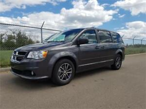2017 Dodge Grand Caravan ~ DVD Entertainment~Warranty $186 B/W