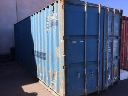 20ft Container. Water Proof. Affordable. Can Deliver.