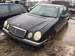 1999 Mercedes E320 just in for parts at Pic N Save!