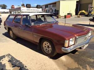 Bash Ready 1974 Holden Kingswood Wagon Kenwick Gosnells Area Preview