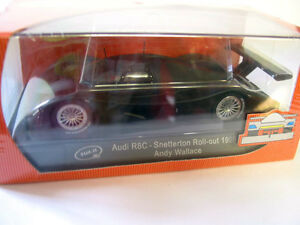 SLOT.IT SIC12A AUDI R8C 1999 SNETTERTON 1/32ND SCALEXTRIC COMPATIBLE BNIB