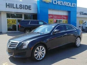 2013 Cadillac ATS Luxury *AWD|NAVIGATION|LEATHER*