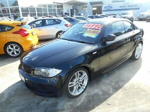 2010 BMW 135I E82 MY11 Sport D-CT Black 7 Speed Sports Automatic Dual Clutch Coupe Buderim Maroochydore Area Preview