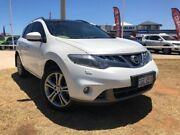 2014 Nissan Murano Z51 Series 4 MY14 TI White 6 Speed Constant Variable Wagon Beresford Geraldton City Preview