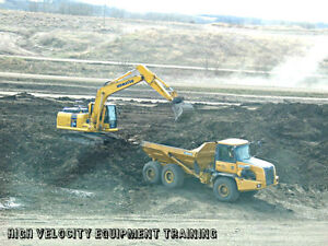 Interested in Heavy Equipment ? Come get certified with us ! Campbell River Comox Valley Area image 4